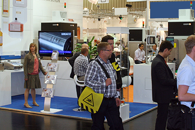 Successful exhibition appearance: fachpack 2012